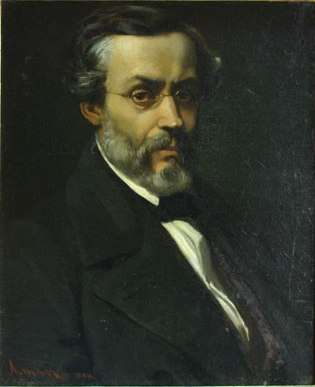 Cezar Bolliac, by Th. Aman