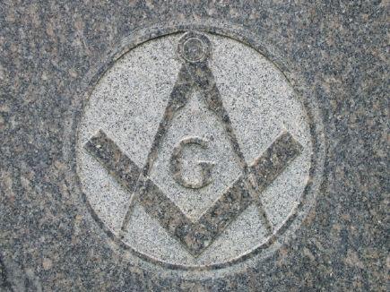 Freemasonic sign