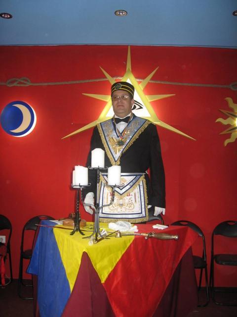 Viorel Danacu, Mare Maestru ad vitam al MLNAR