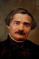 Ion Heliade Radulescu, by Misu Popp