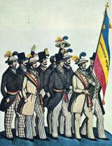 Romanian Freemasons in 1848