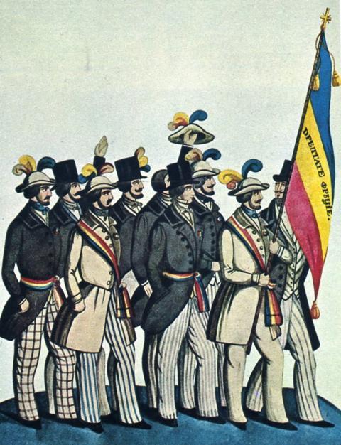 Tricolor 1848